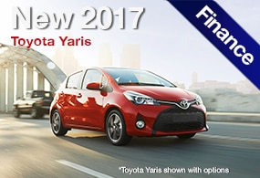Toyota Yaris Finance Deals