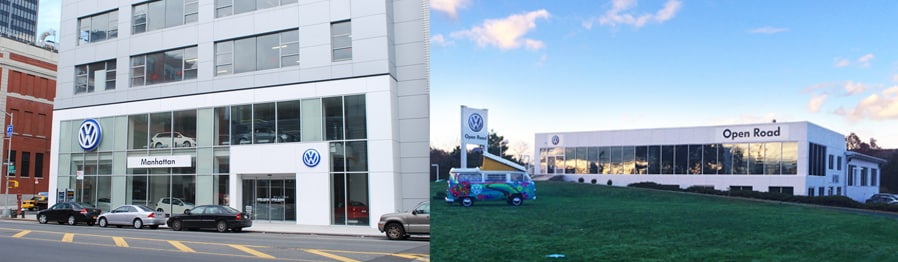 New Volkswagen Dealerships In New Jersey Open Road Auto