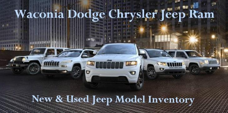 2014 Jeep model lineup in Minnesota