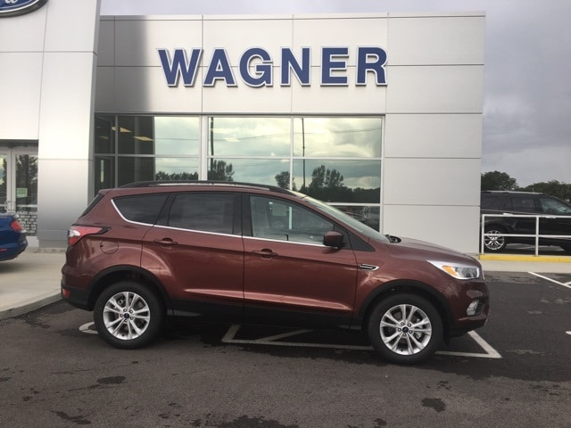 New 2018 Ford Escape SE SUV For Sale/Lease Carey OH