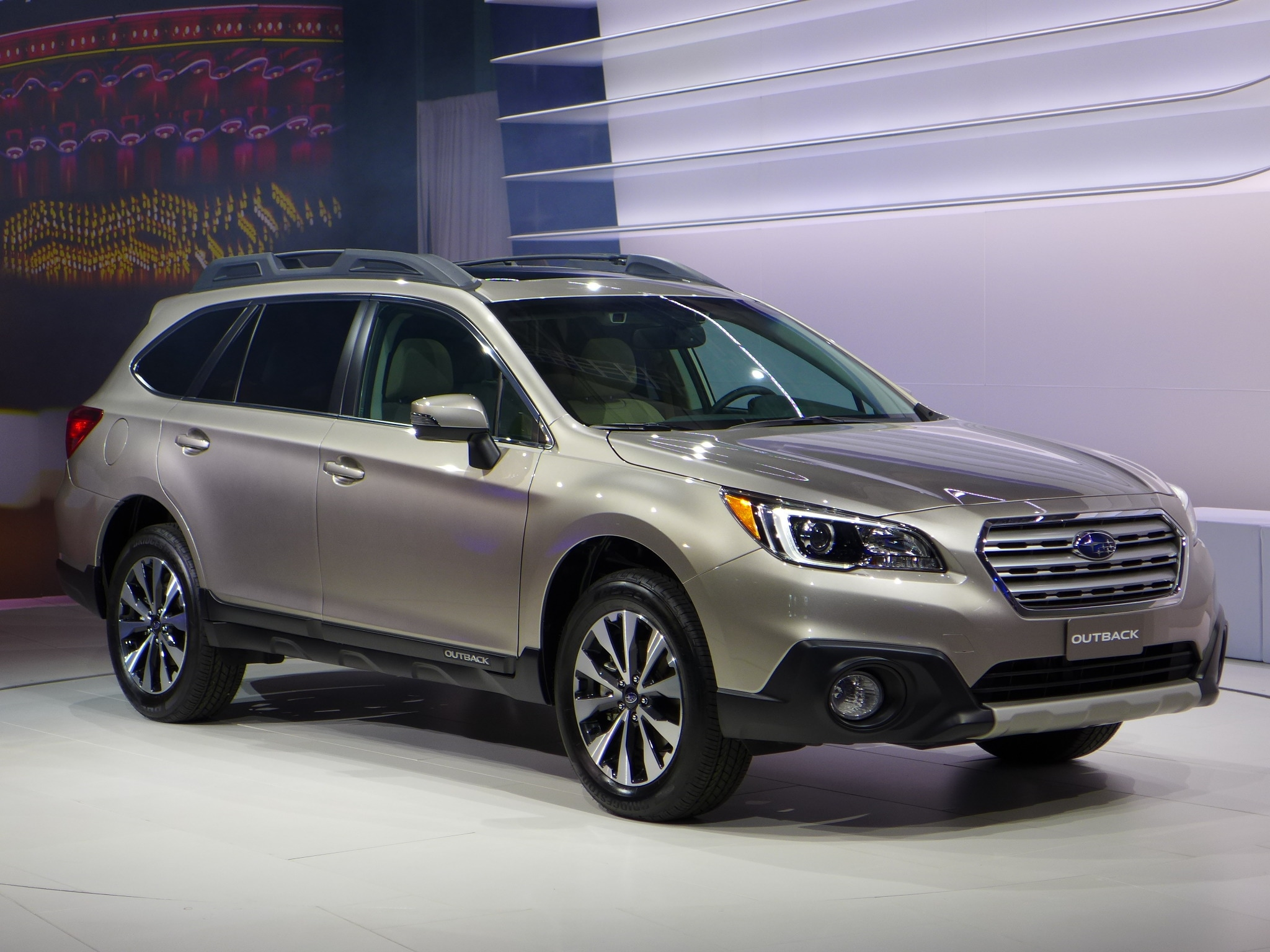 2015 Subaru Outback Redesign Pictures Autos Post