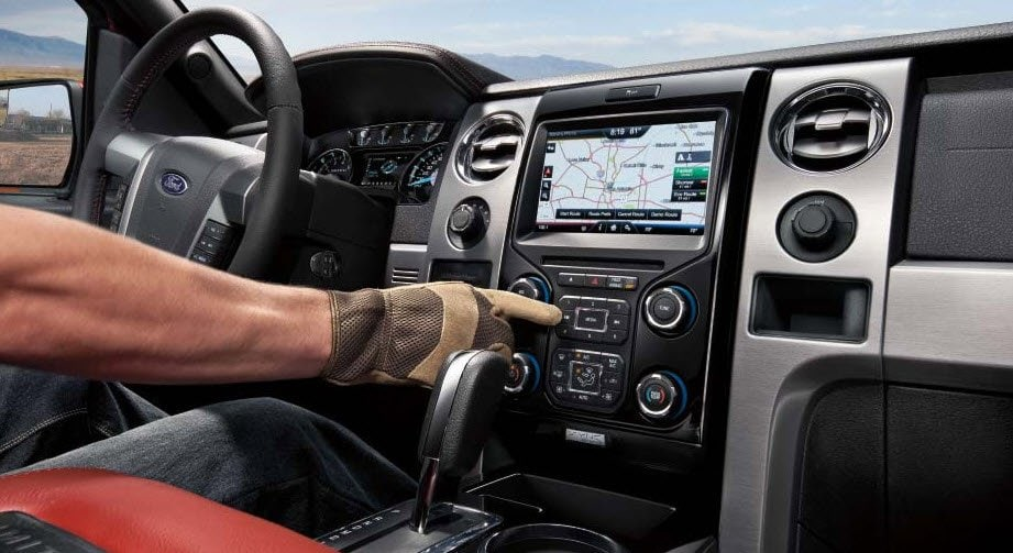 2014 ford f 150 technology md the interior - 2014 Ford F150 Fx4 Interior