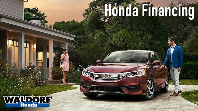 Honda auto financing honda dealer waldorf md for Honda finance deals