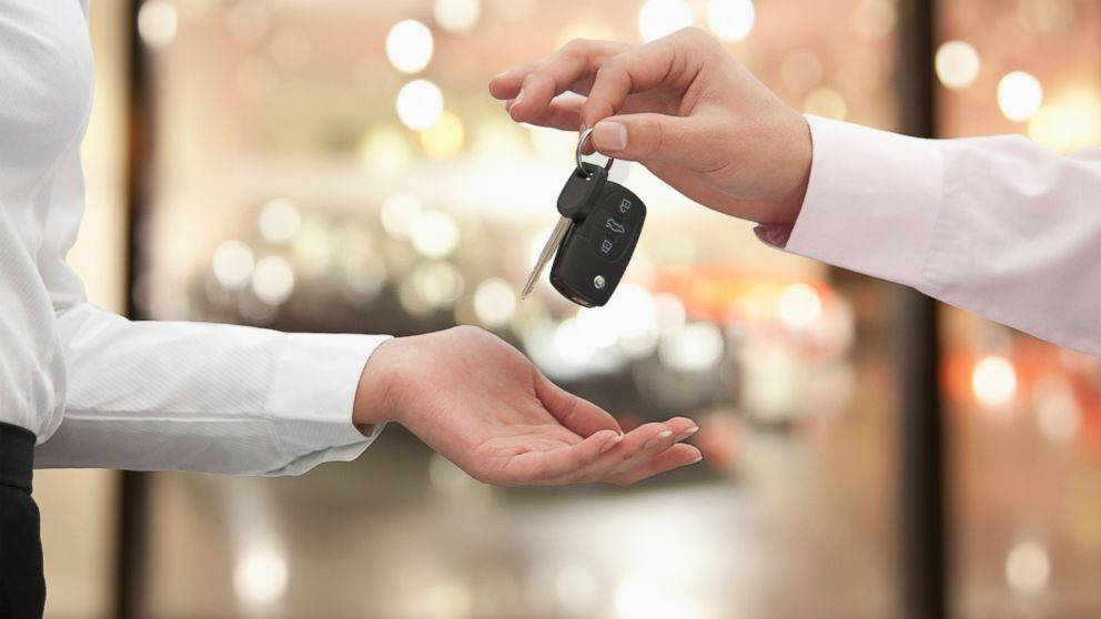 Steps for buying a car?
