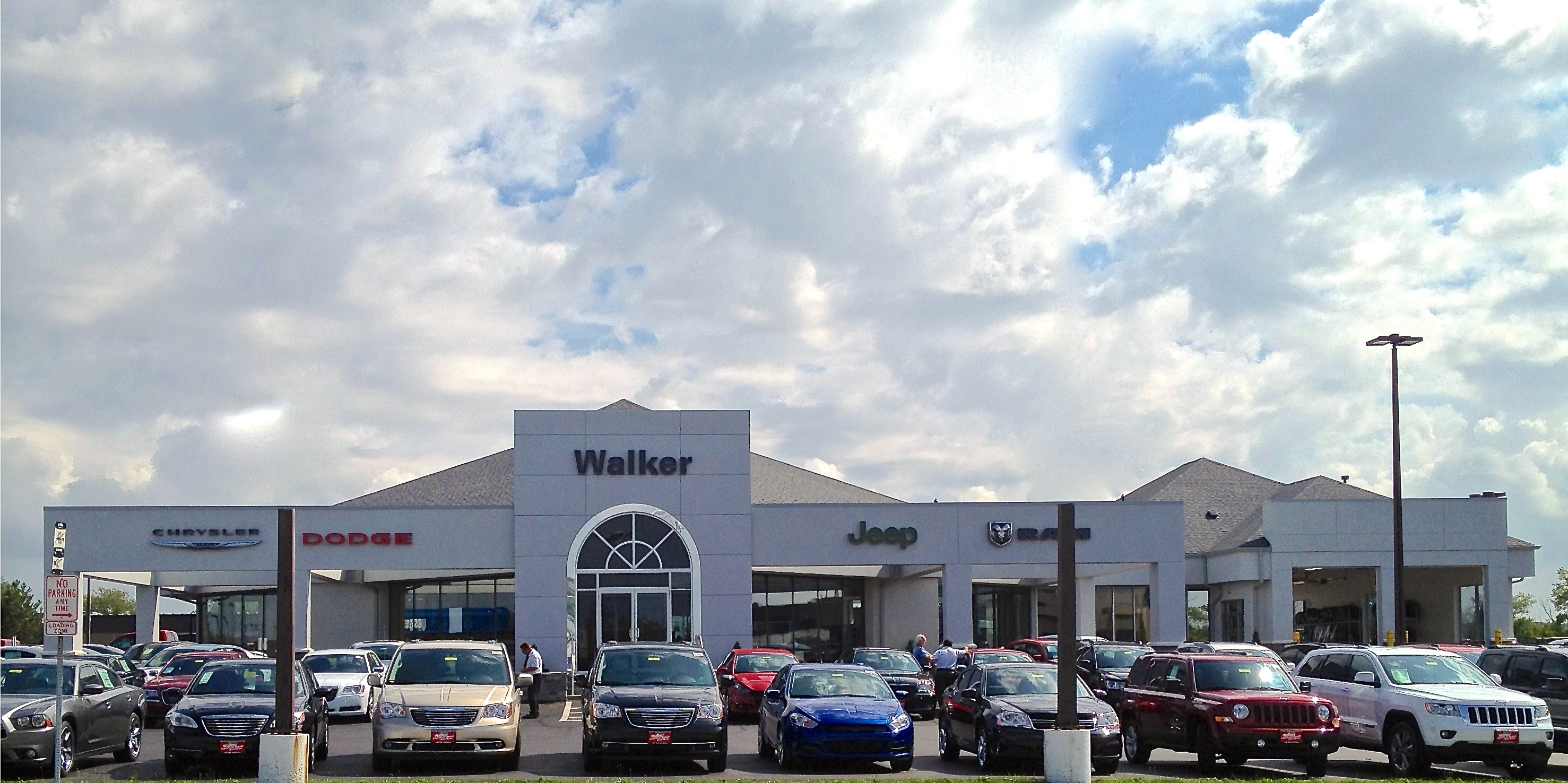 About Walker Chrysler Dodge Jeep Ram Serving Dayton Ohio