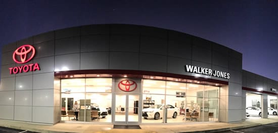 Walker Jones Car Dealership In Waycross Ga