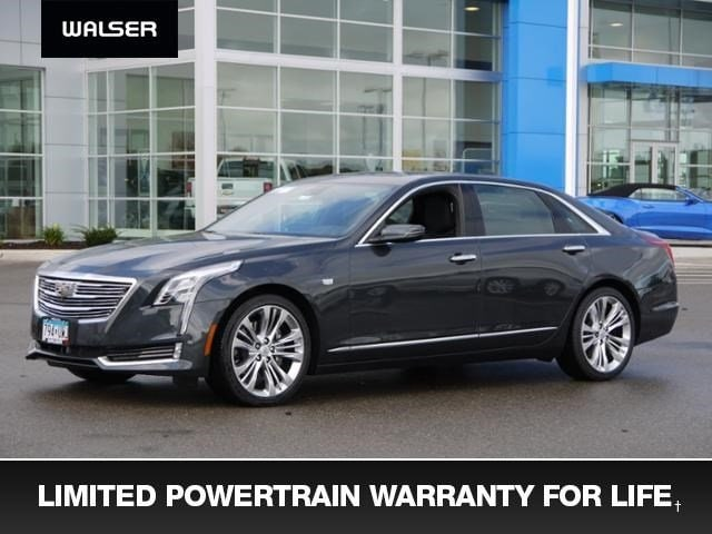 New 2016 CADILLAC CT6 PLATINUM AWD Sedan near Minneapolis & St. Paul MN