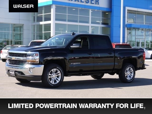 New 2017 Chevrolet Silverado 1500 LT CC ALLSTAR BC Truck Crew Cab near Minneapolis & St. Paul MN