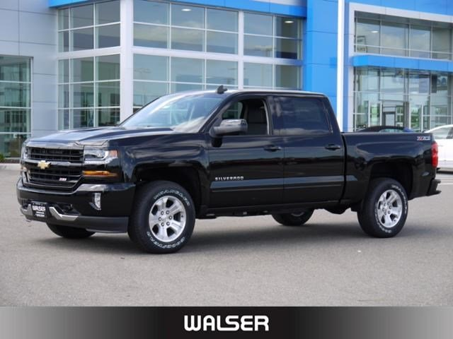 New 2017 Chevrolet Silverado 1500 LT 4x4 Crew Cab Allstar Z71 Plus Pkg Truck Crew Cab near Minneapolis & St. Paul MN