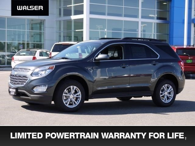 New 2017 Chevrolet Equinox 1LT SUV near Minneapolis & St. Paul MN