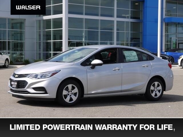 New 2017 Chevrolet Cruze LS Sedan near Minneapolis & St. Paul MN