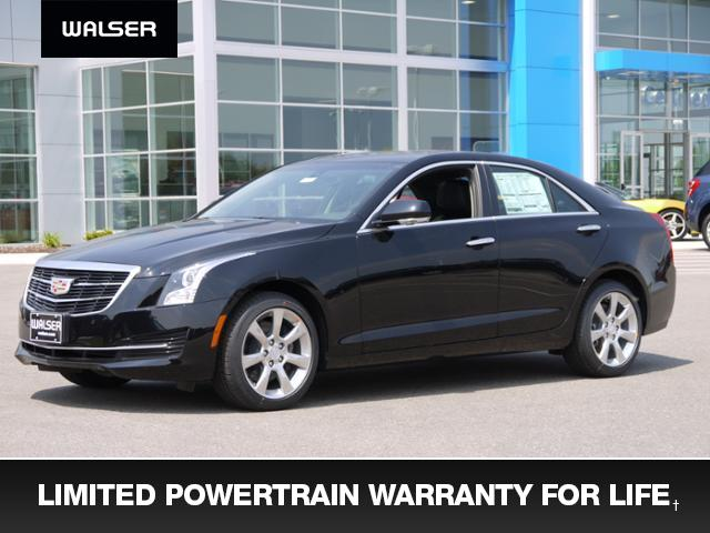 New 2016 CADILLAC ATS AWD LUXURY Sedan near Minneapolis & St. Paul MN