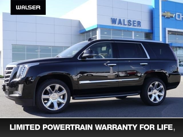 New 2017 CADILLAC ESCALADE LUXURY SUV near Minneapolis & St. Paul MN