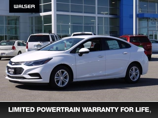New 2017 Chevrolet Cruze LT CONV Sedan near Minneapolis & St. Paul MN