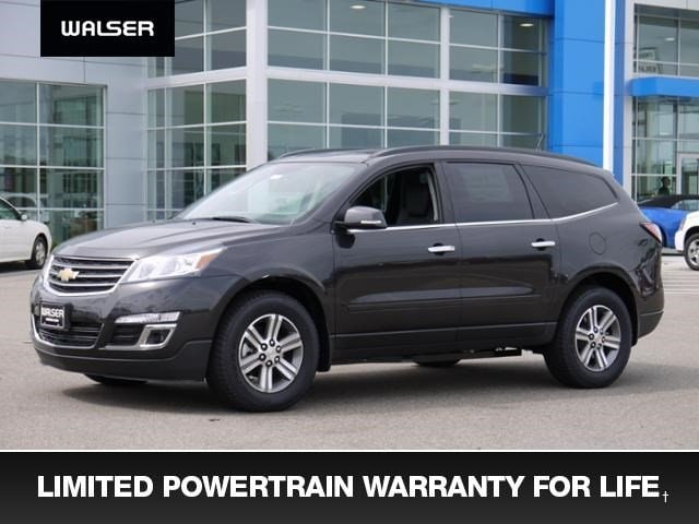 New 2017 Chevrolet Traverse SUV near Minneapolis & St. Paul MN