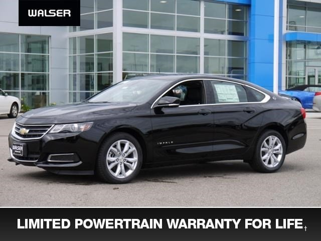 New 2017 Chevrolet Impala Sedan near Minneapolis & St. Paul MN