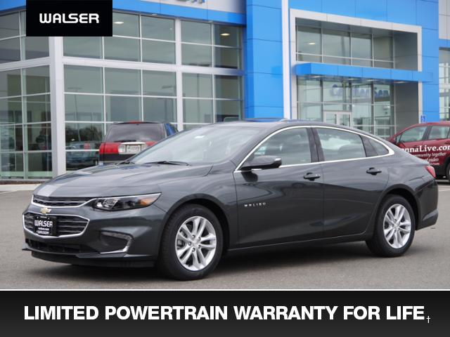 New 2016 Chevrolet Malibu 1LT . Tech pkg *Demo Model* Sedan near Minneapolis & St. Paul MN