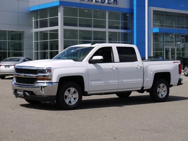 New 2017 Chevrolet Silverado 1500 LT CC ALLSTAR Truck Crew Cab near Minneapolis & St. Paul MN