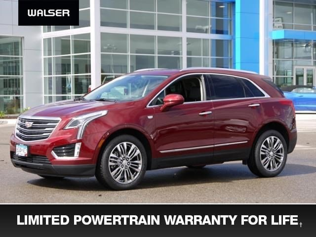 New 2017 CADILLAC XT5 PREMIUM LUXURY AWD SUV near Minneapolis & St. Paul MN