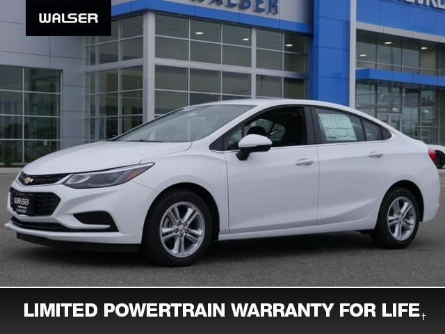 New 2017 Chevrolet Cruze LT CONV. Sedan near Minneapolis & St. Paul MN