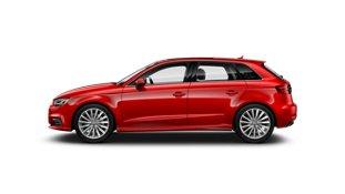 Audi A3 Sportback e-tron® available near Orange County