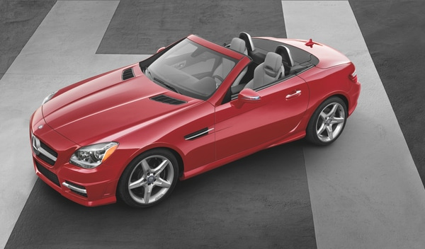 2013 mercedes benz slk class dealer serving orange county