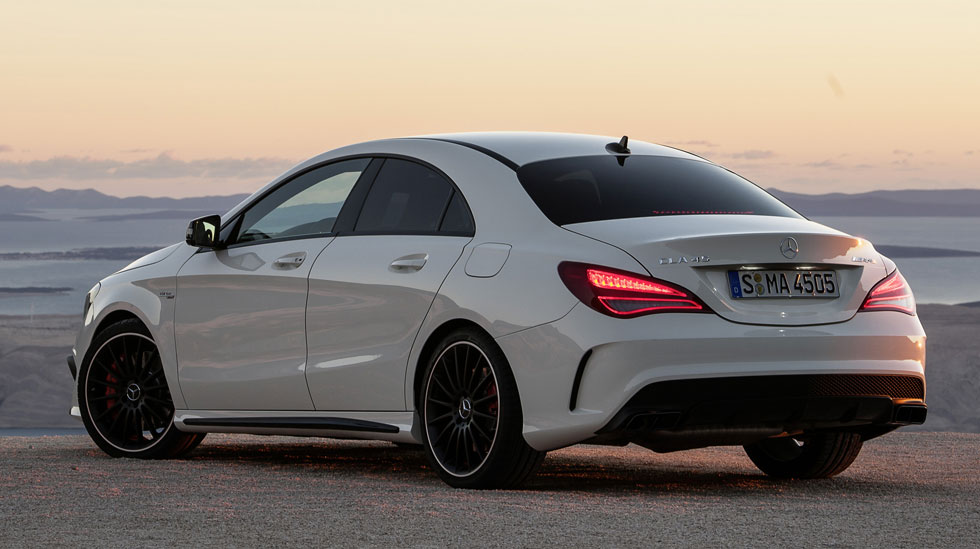 2014 mercedes benz cla45 amg mercedes benz dealer for Mercedes benz dealers in orange county