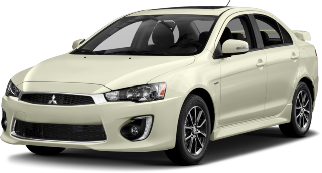 New 2017 Mitsubishi Lancer sedan