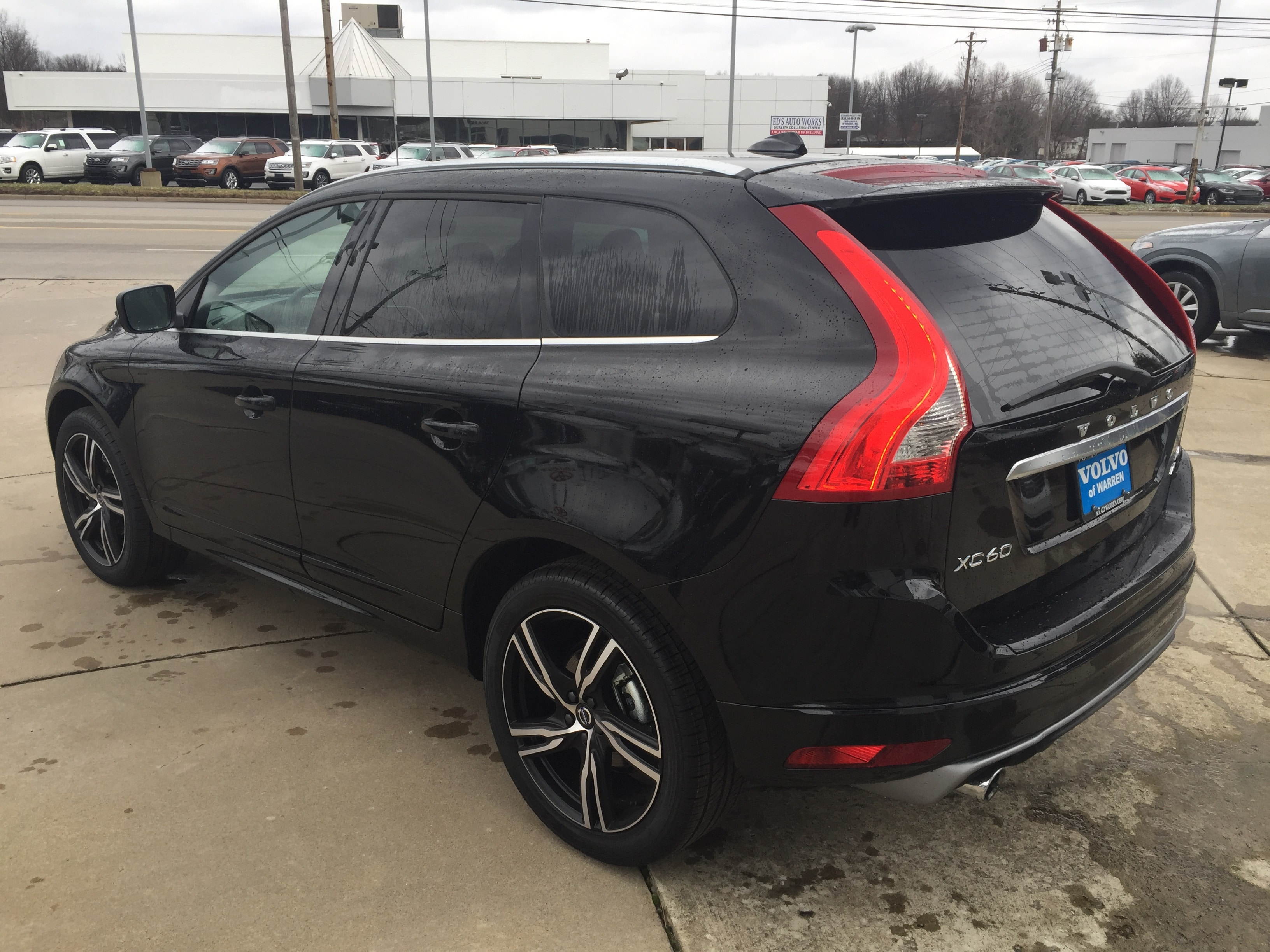 New 2017 Volvo Xc60 For Sale Warren Oh Vin