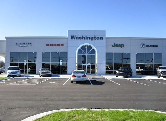 About Our Dealership Washington Cdjr Washington Nc