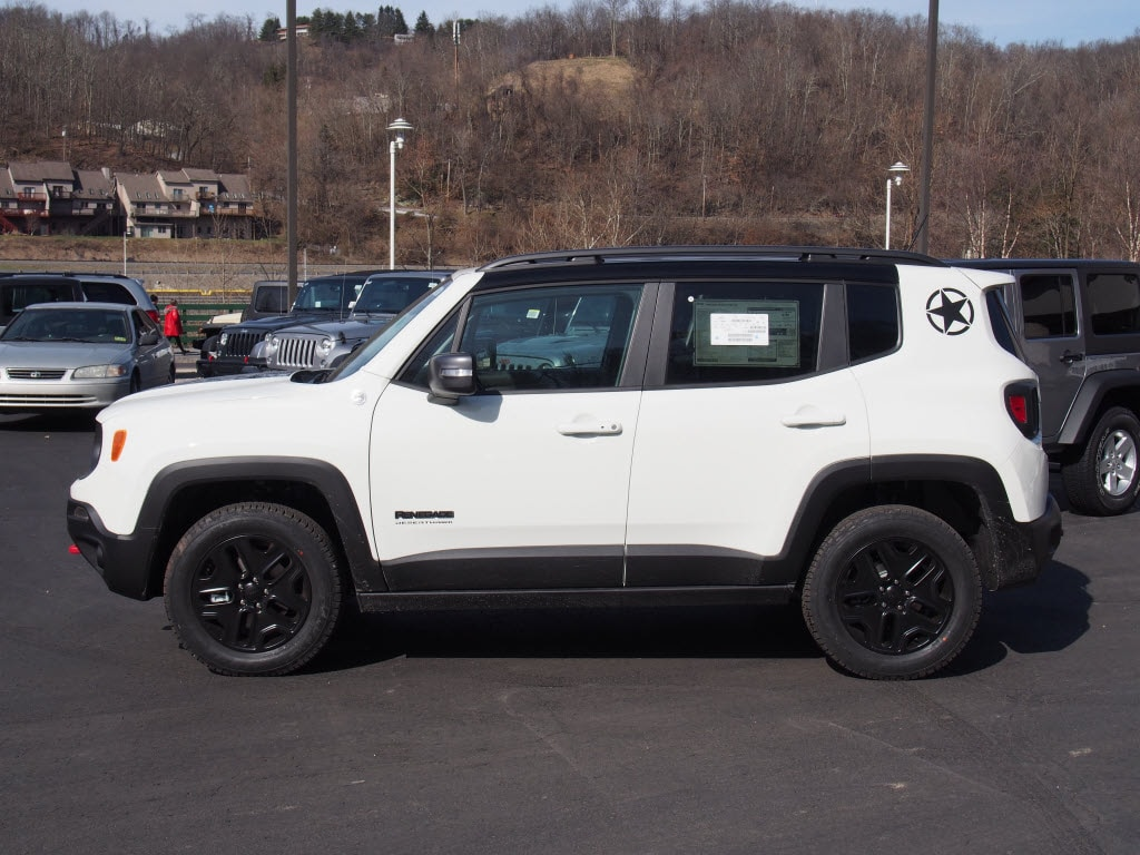 2017 new jeep renegade for sale morgantown wv near fairmont wv vin zaccjbcb8hpe99171. Black Bedroom Furniture Sets. Home Design Ideas