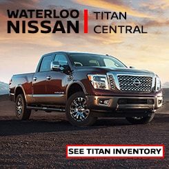 New And Used Nissan Dealer Waterloo New Nissan Serving
