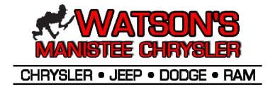 Watson's Manistee Chrysler Logo