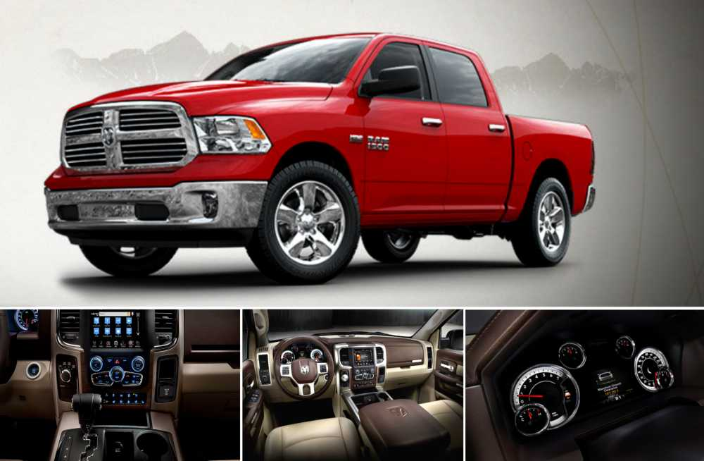 Ram 1500 for Sale in North Texas  Ram Dealer near Hillsboro TX