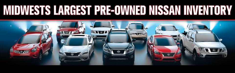Image Gallery Nissan Used Car Dealerships