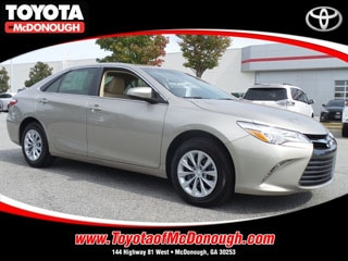 Rent a 2016 Toyota Camry LE