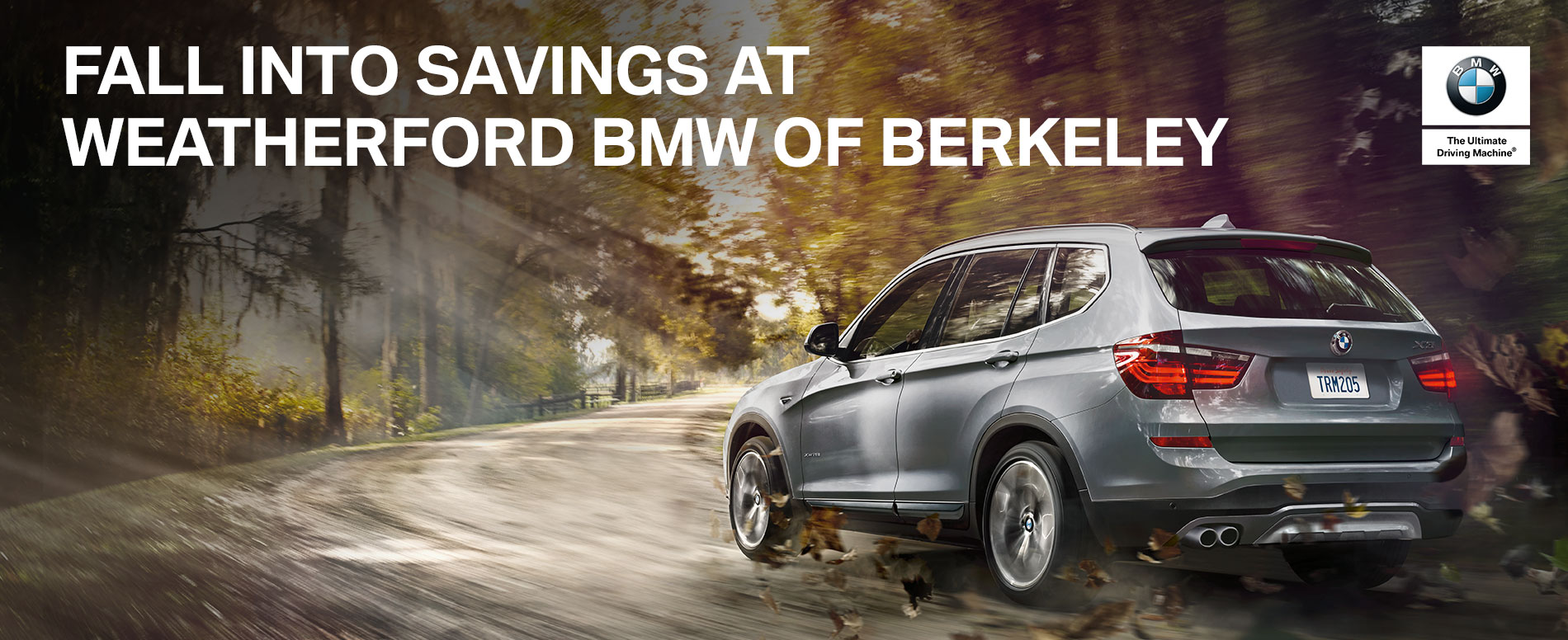 Weatherford BMW  Berkeley CA  Center of Excellence Serving the