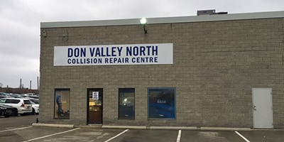 Don Valley North Collision Repair Centre - Woodbine Avenue