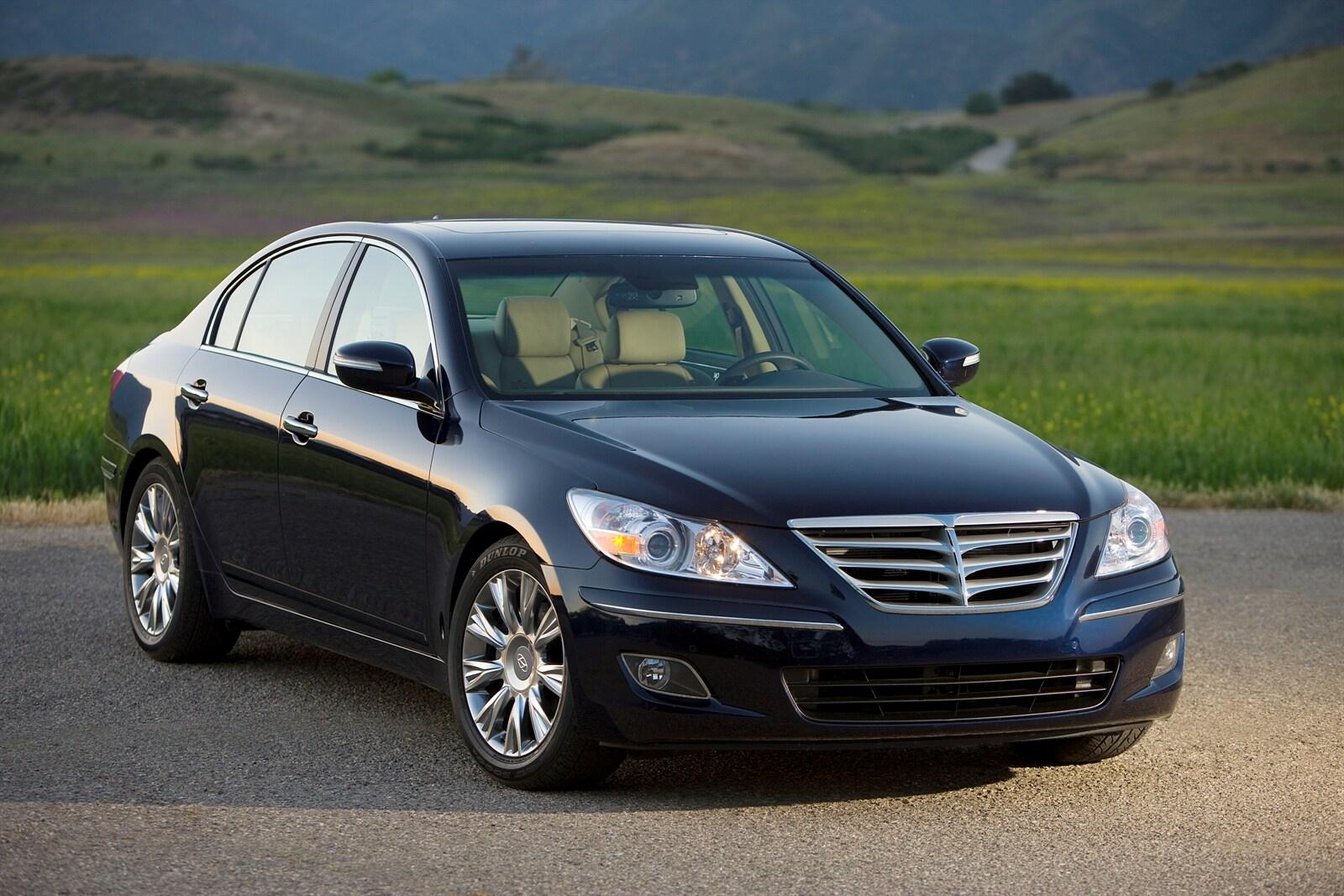 New Hyundai Genesis