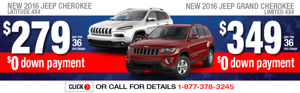 jeep grand cherokee zero down lease at long island jeep dealer. Cars Review. Best American Auto & Cars Review