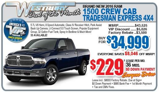 new ram truck lease deals in long island. Black Bedroom Furniture Sets. Home Design Ideas
