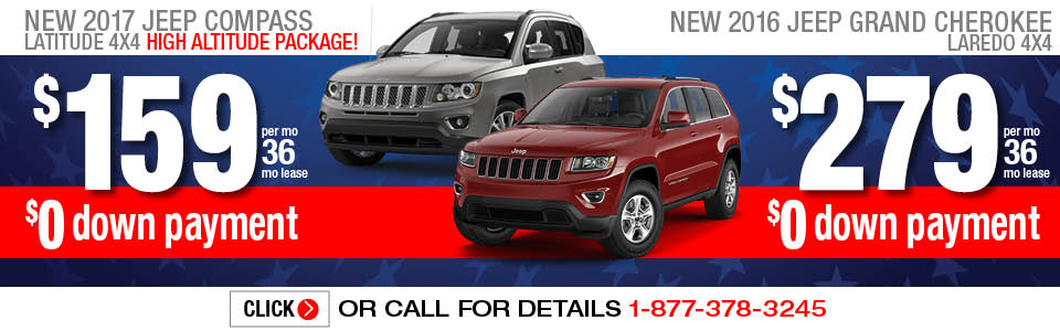compass jeep grand cherokee zero down lease at long island jeep dealer. Cars Review. Best American Auto & Cars Review
