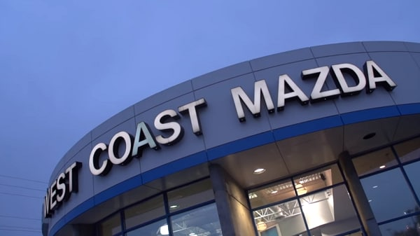 West Coast Mazda in Greater Vancouver, BC.