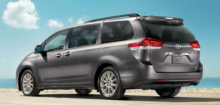 2014 toyota sienna for sale west coast toyota pitt meadows bc. Black Bedroom Furniture Sets. Home Design Ideas