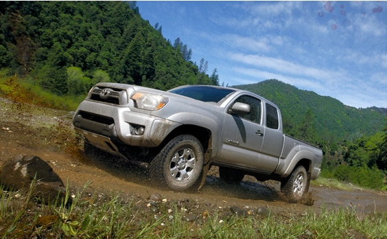 buy 2013 toyota tacoma double cab trd in vancouver bc. Black Bedroom Furniture Sets. Home Design Ideas