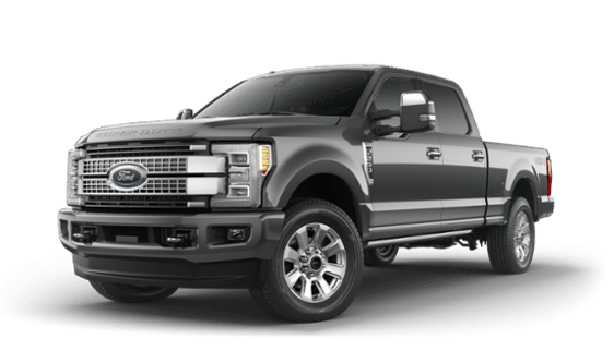 2017 Ford F-250 Platinum Trim Level