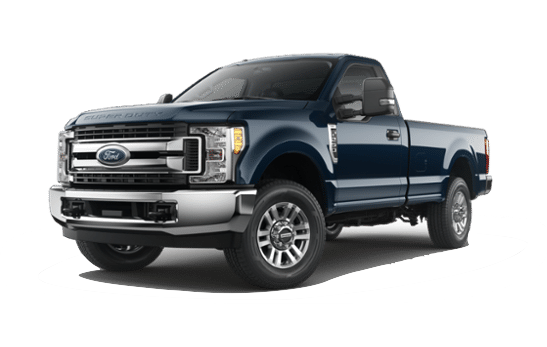 Ford F-250 XLT Trim Level