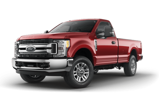 2017 Ford F-250 XL Trim Level