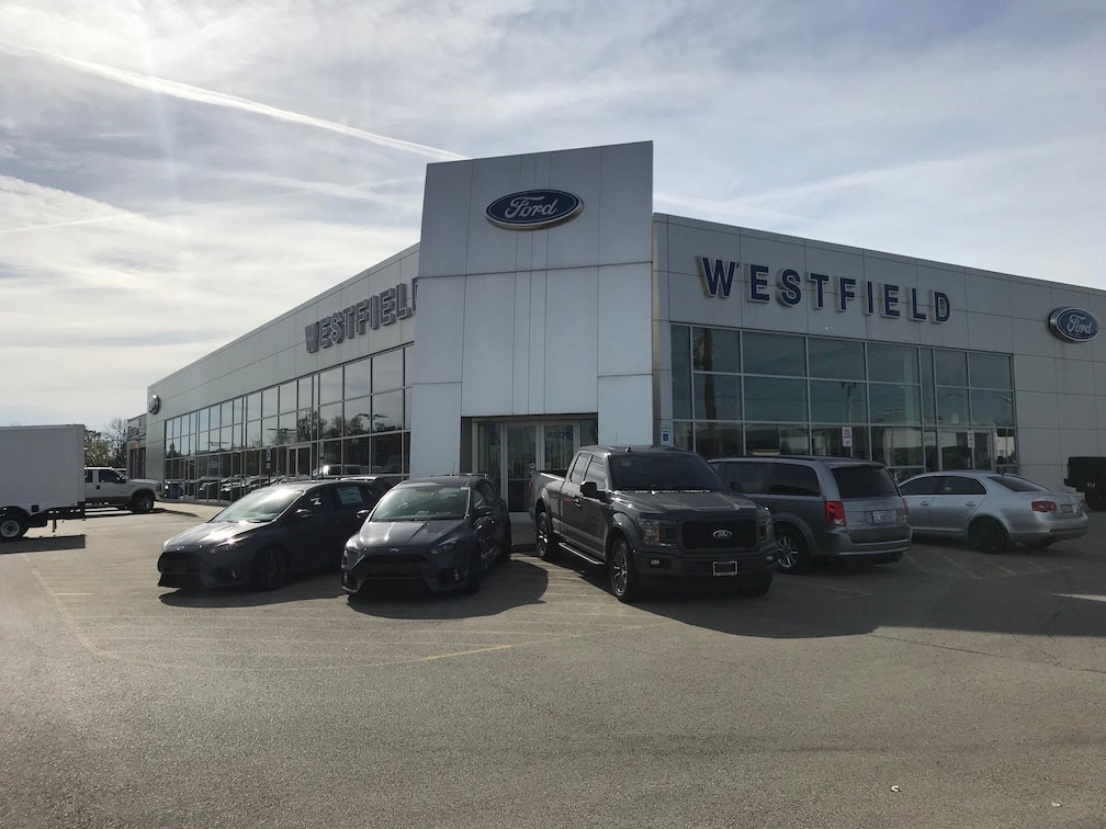 About Your Local Ford Dealership In Countryside IL Westfield Ford - Nearest ford dealership