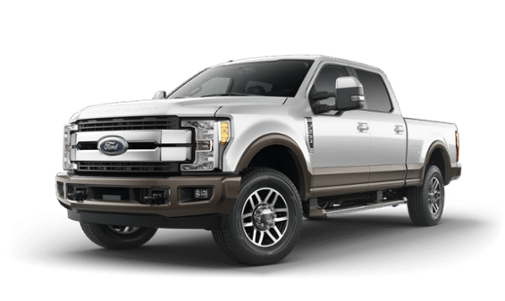 2017 Ford F-250 King Ranch Trim Level